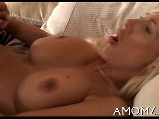 Massive cock for hungry older
