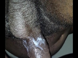 Black Anal love Homemade