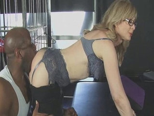 Nina Hartley get fucked hard by BBC